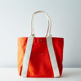 Canvas A-Frame Tote