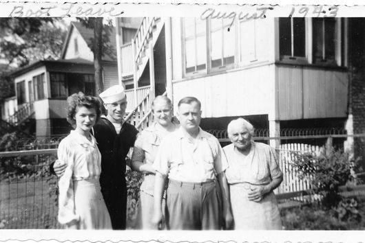 Grandpa Mutschler's Garlic Sausage and Onions