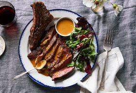 This Feisty, Genius, 3-Ingredient Steak Sauce Is Living in Your Pantry