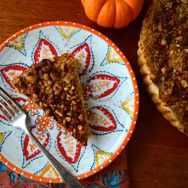 Savory Pumpkin Pie - Something different for Thanksgiving