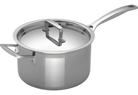 Covered Saucepan