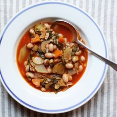 An Adaptable Minestrone