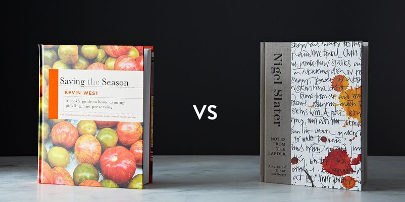 Saving the Season vs. Notes from the Larder