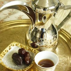 Arabic Qahwah (Coffee)