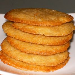 Orange-Cardamom Sugar Cookies