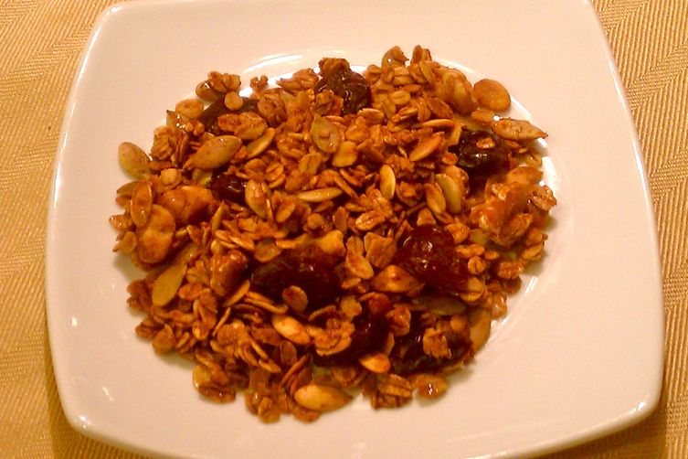 Simple Gifts Granola