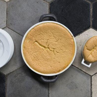 Isla Flotante (Floating Island) or Torta en Leche (Cake in Milk)