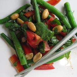 Thai Green Bean Salad