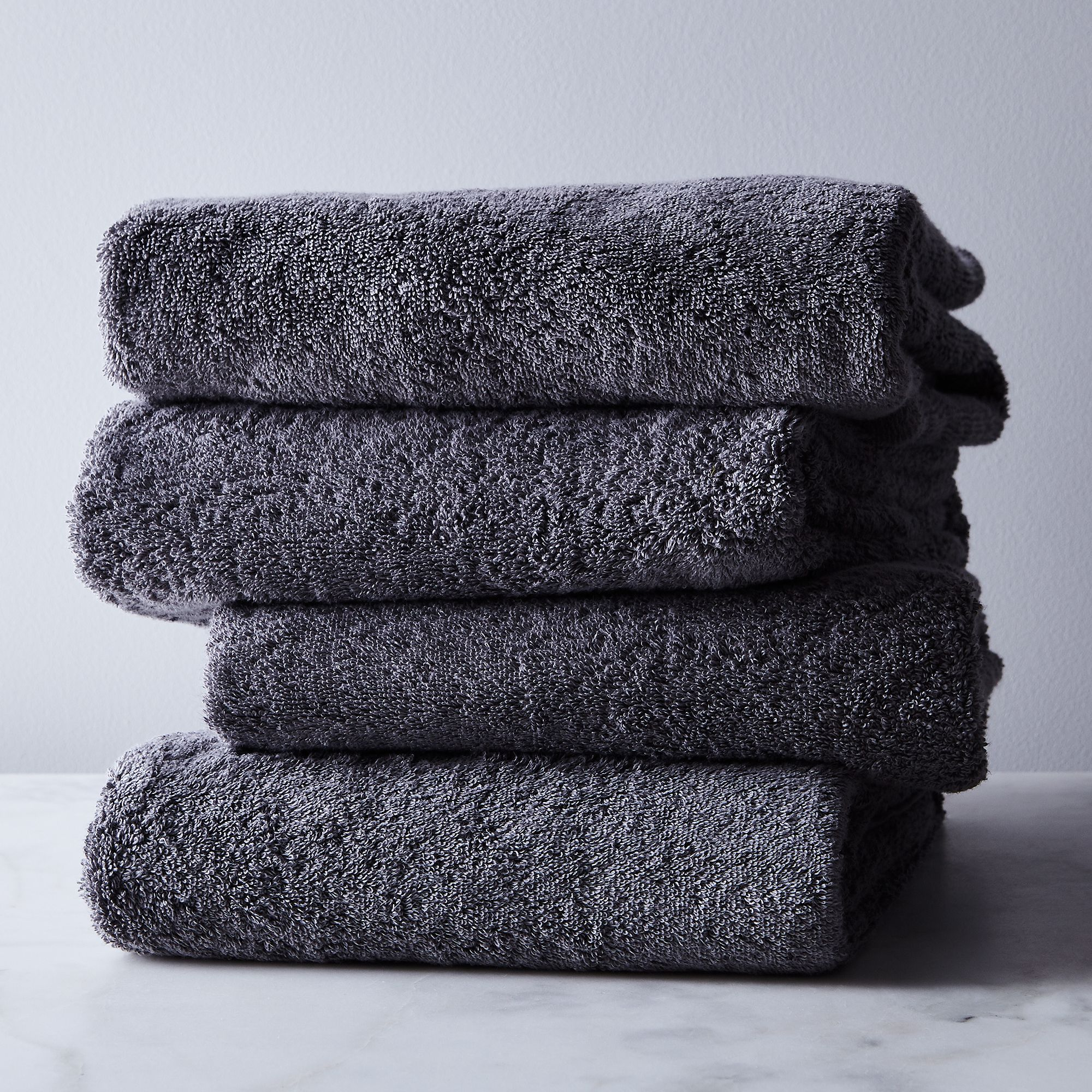 4802a9d8 d803 44df b499 1316977610f1  2017 0926 snowe home soft cotton towels bath towel set of 4 charcoal grey silo rocky luten 014