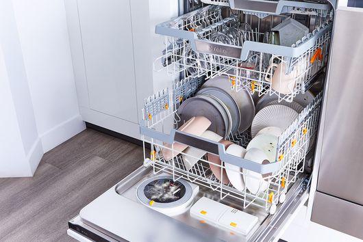 The Dishwashing Step You Should Actually Skip