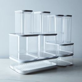 Modula Stackable Storage Containers (Set of 2)