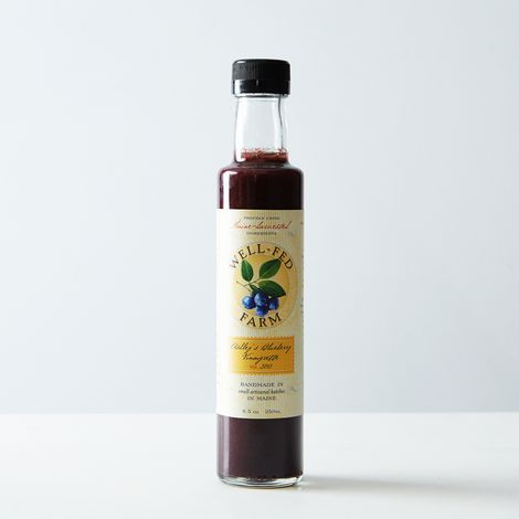 Maine Blueberry Vinaigrette