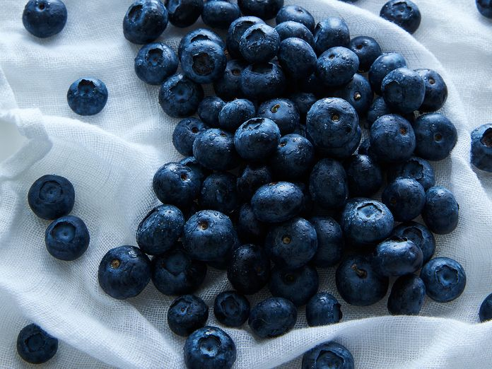 12 Fuss-Free Recipes That Let Blueberries Take Center Stage
