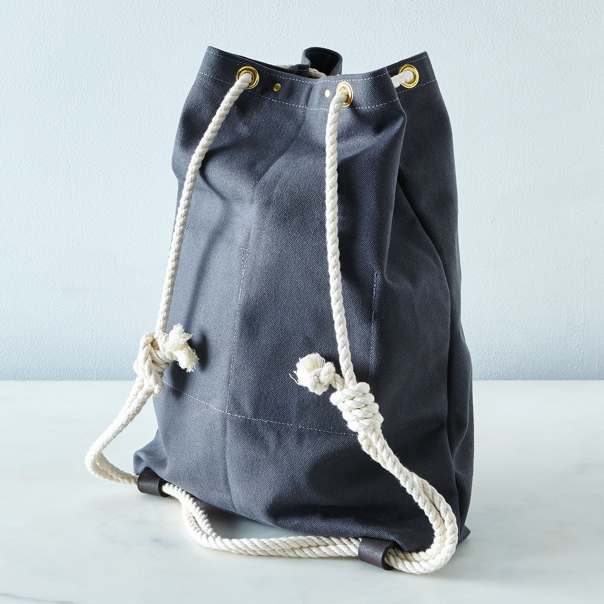 2e90cabc32 Canvas Drawstring Backpack on Food52