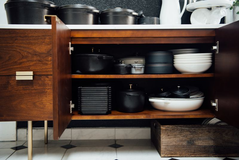 """I love Staub and the black matte is my favorite, so I've been building a collection over the past few years."""