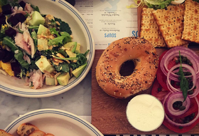A Spread at Russ & Daughters & Other Snapshots from Our Weekend
