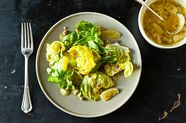 April Bloomfield's Lemon Caper Dressing