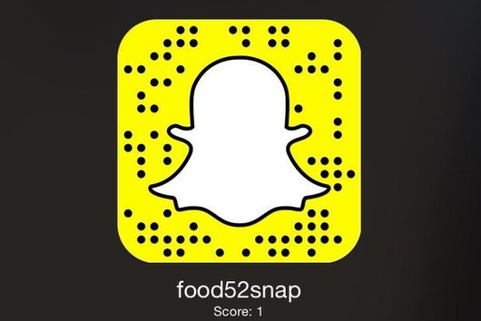 Food52 Is Now On Snapchat