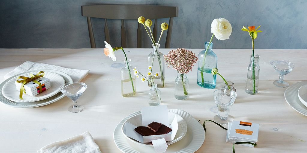Flowers as Centerpieces Food52 Alexis Anthony
