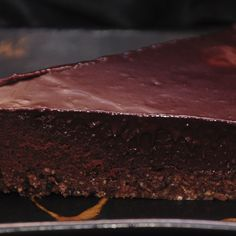 Private Moments Dark Chocolate Torte