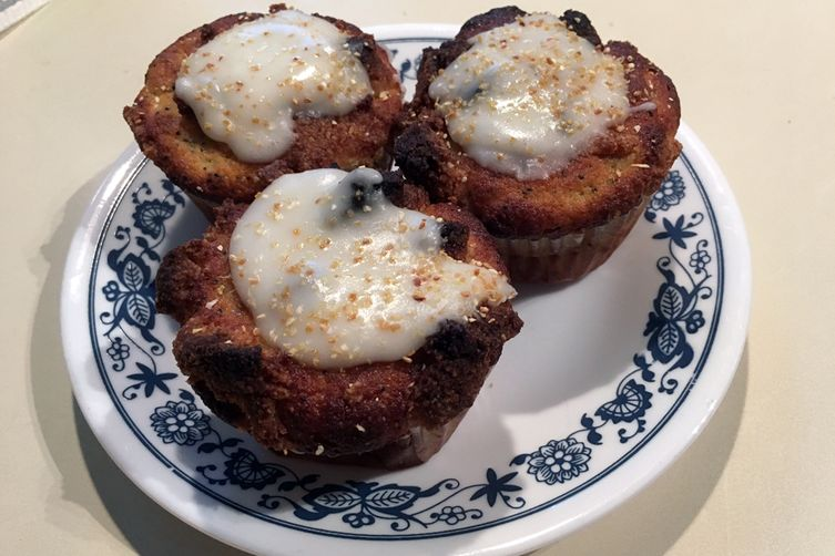Lemon Poppyseed Muffins (LC)