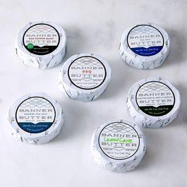 Grass-Fed Grilling Butters (6-Pack)