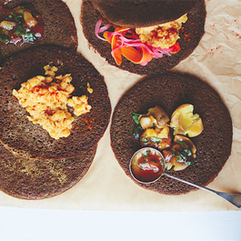 Superfast Injera