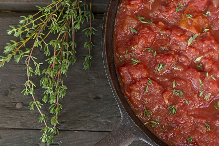 Thyme for Tomato Sauce