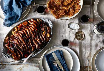 For Hanukkah, My Catholic Father Makes Brisket