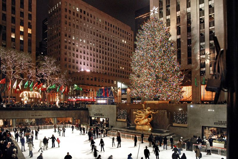 The 9 Best Places to Go in New York City for Holiday Cheer