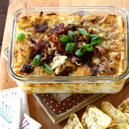 Bacon And Cheddar Dip