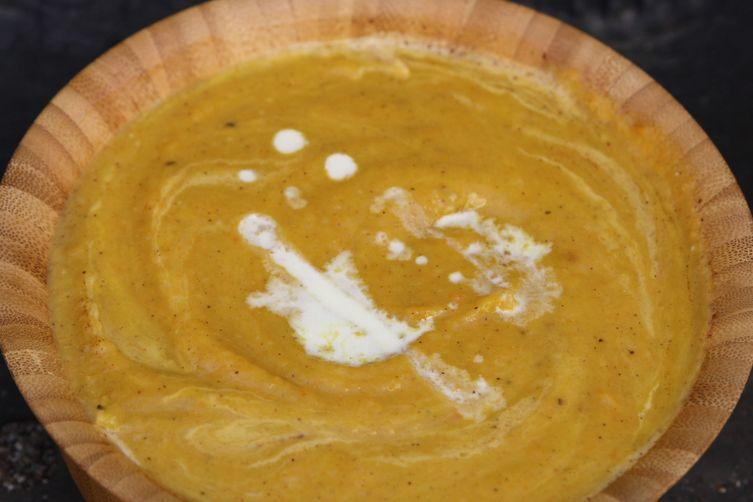 Butternut Squash and Carrot Recipe