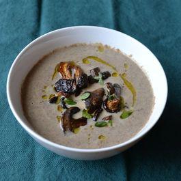 Rustic Mushroom Soup
