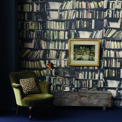 Genuine Fake Bookshelf, Deborah Bowness