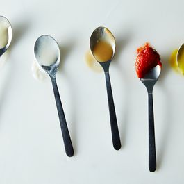 5 Mother Sauces by Ann Godfrey