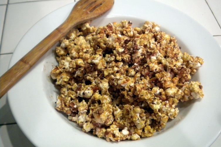 Salted Caramel Toffee Corn