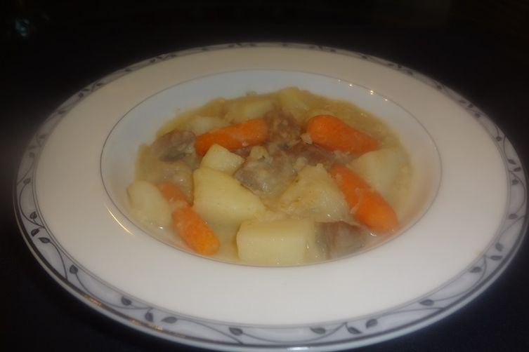 Quick Simple Beef Stew