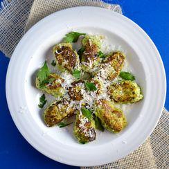 Kale and Kohlrabi Gnocchi