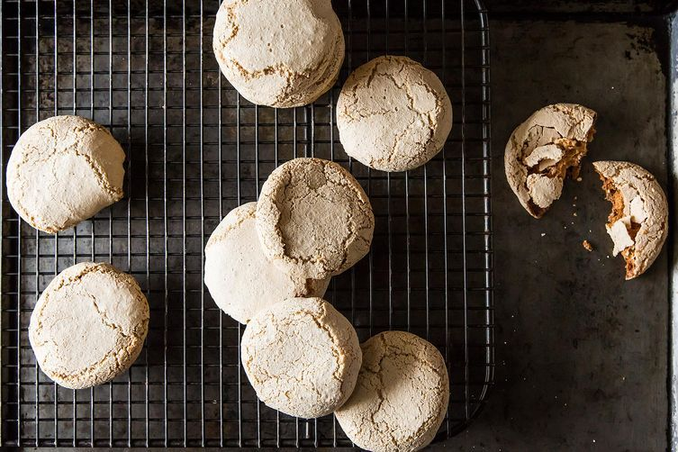 Citrus Thyme Macarons on Food52