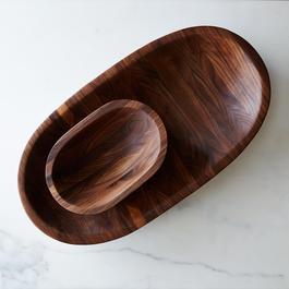 American Black Walnut Bowl