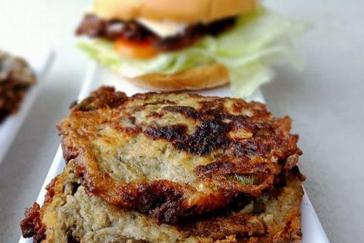 Eggplant Burger Patties