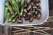 Anya Fernald's Chicken Hearts Cooked in Brown Butter