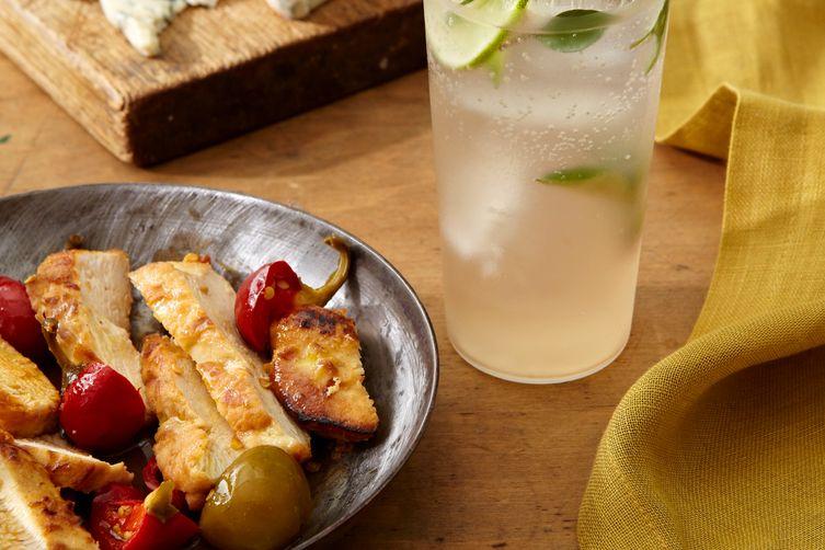 Cherry Pepper Chicken