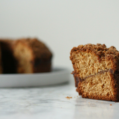All About Coffee Cake (and a Recipe for Buttermilk-Streusel Coffee Cake)