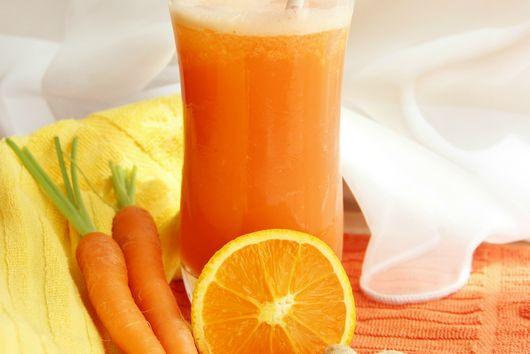 Orange Wellness Elixir