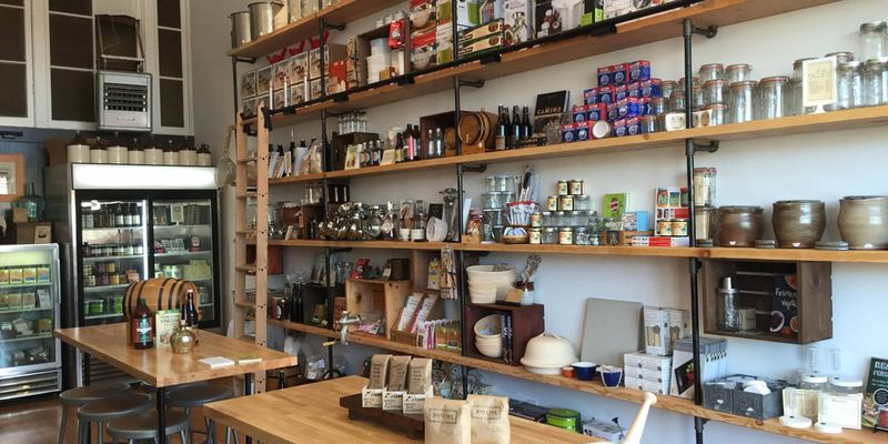 A shop in San Francisco founded on a dream of teaching sauerkraut