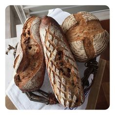 the French Sourdough, Pain de Campagne