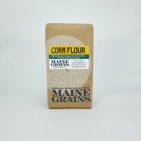 Organic Corn Flour (Set of 2)