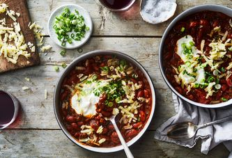 A 5-Ingredient Chili That Tastes Like It Took All Day (But It Didn't)