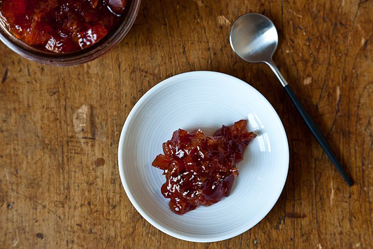 Sicilian Blood Orange Marmalade